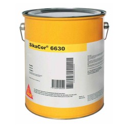 SikaCor-6630 high-solid  RAL 5015